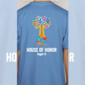 House of Honor T-Shirt – Adult